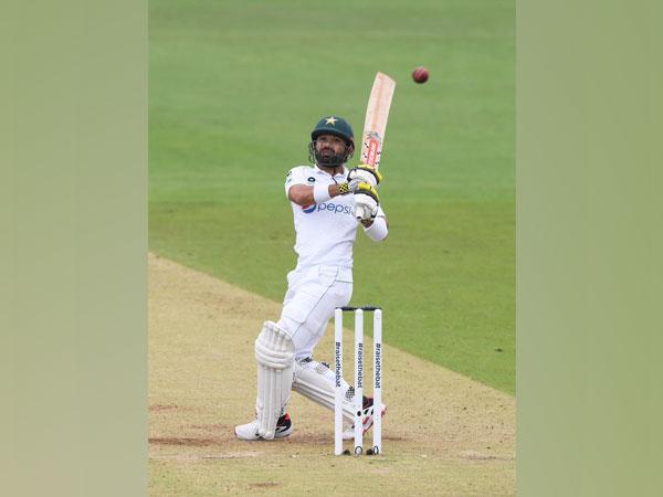 Wicket-keeper batsman Mohammad Rizwan (Photo/ PCB Twitter)