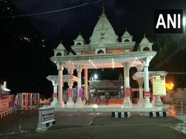Mata Vaishno Devi Shrine reopens for pilgrims on August 16. (Photo/ANI)