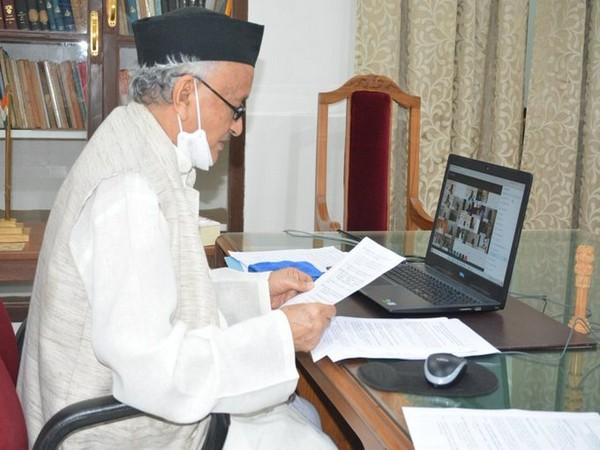Maharashtra Governor Bhagat Singh Koshyari (Photo/Guv of Maharashtra/Twitter)