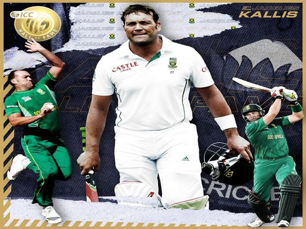 Jacques Kallis, latest inductee into ICC Hall of Fame (Photo/ ICC Twitter)