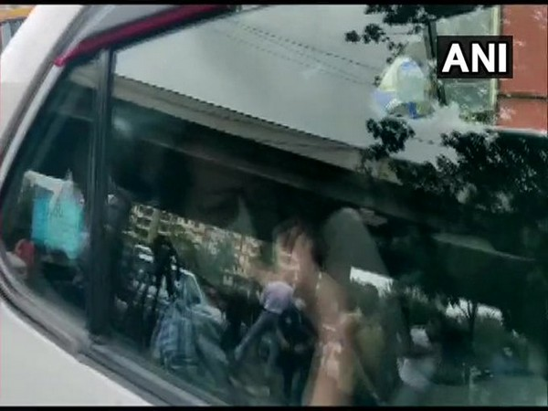Sushant Singh Rajput's friend Siddharth Pithani arrived at DRDO for questioning by CBI (Photo/ANI)