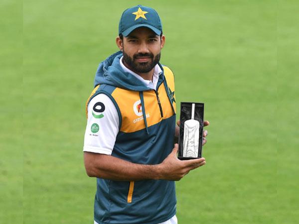 Pakistan wicket-keeper batsman Mohammad Rizwan (Photo/ Babar Azam Twitter)