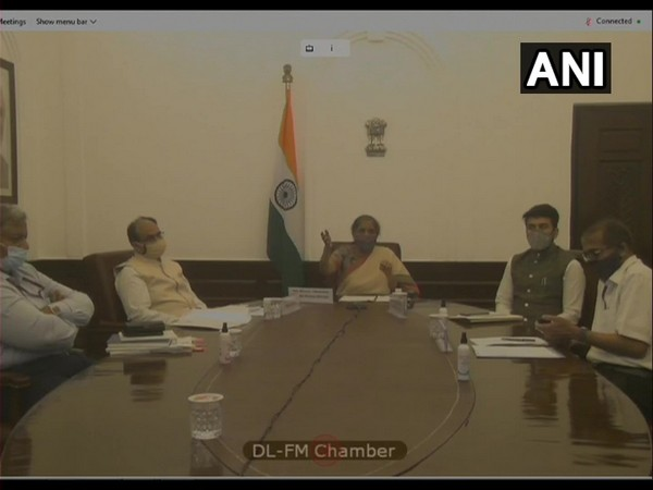 Visuals from GST Council meeting (Photo/ANI)