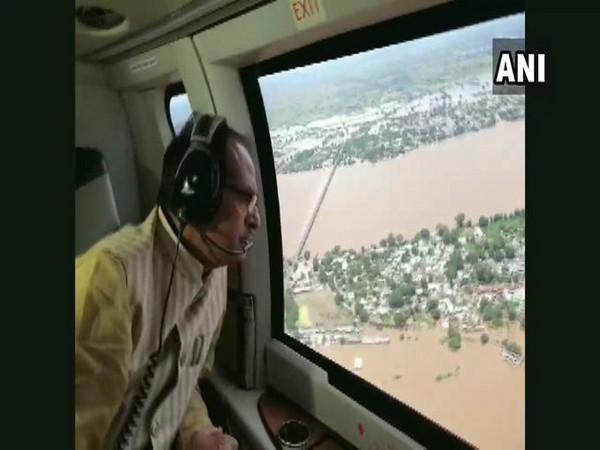 Madhya Pradesh Chief Minister Shivraj Singh Chouhan (Photo/ANI)