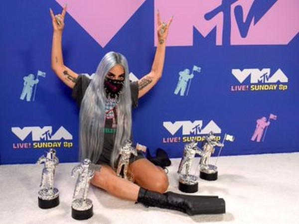 Singer Lady Gaga (Image Source: Twitter)