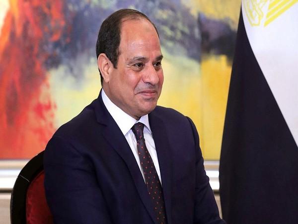 Egyptian President Abdel Fattah el-Sissi