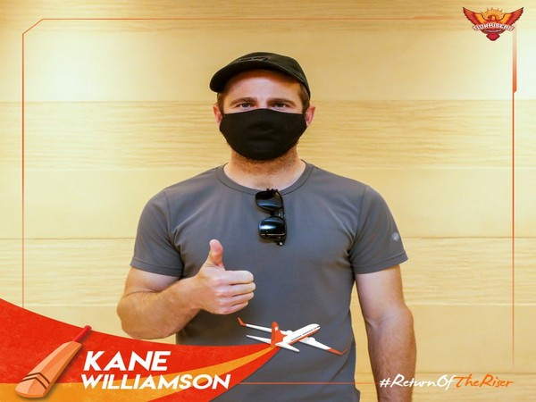 SunRisers Hyderabad batsman Kane Williamson (Photo/ SunRisers Hyderabad Twitter)