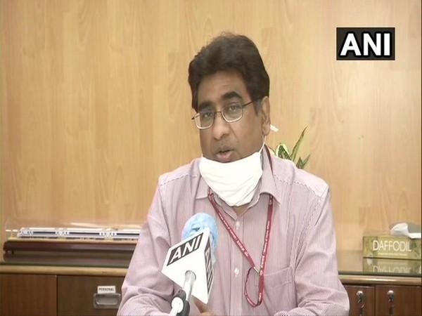 Vinod Kumar Yadav, Chairman Railway Board (File Photo/ANI)