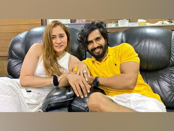 Jwala Gutta announces engagement with Vishnu Vishal (Photo/ Jwala Gutta Twitter)