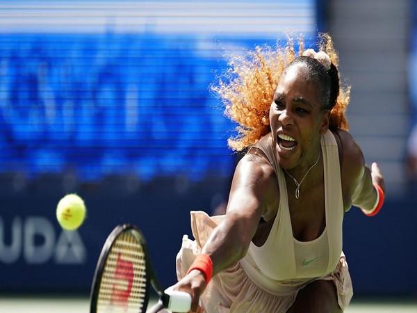 American Tennis player Serena Williams. (Photo/ US Open Twitter)