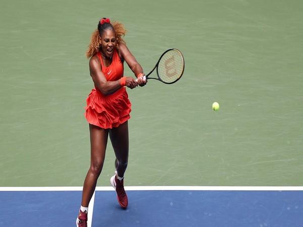 Serena Williams (Photo/ US Open Twitter)