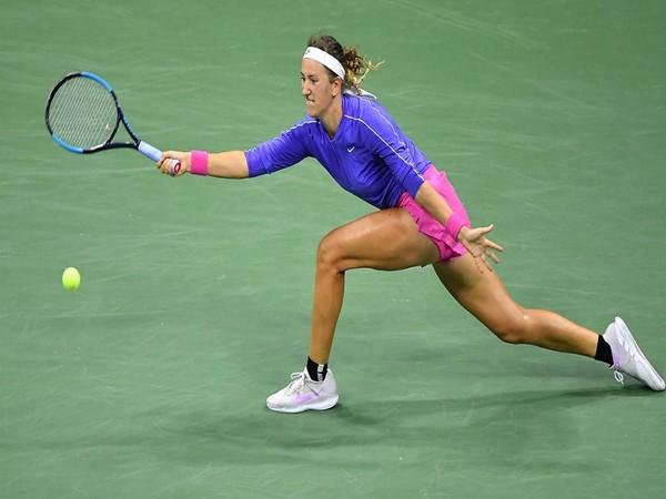Victoria Azarenka (Photo/ US Open Twitter)