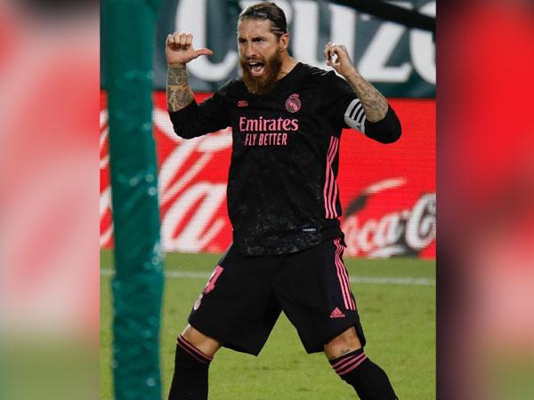 Sergio Ramos (Photo/ Sergio Ramos Twitter)