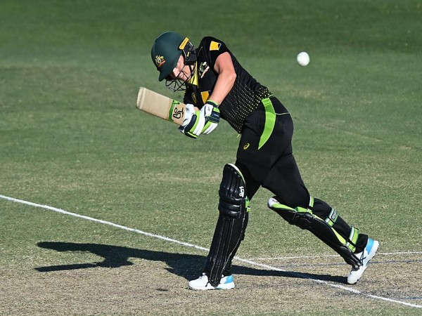 Australia's Alyssa Healy in action against New Zealand (Photo/ ICC Twitter)