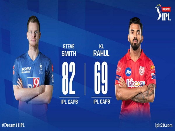 Rajasthan Royals win toss, opt to field first against Kings XI Punjab (Photo/ IPL Twitter)