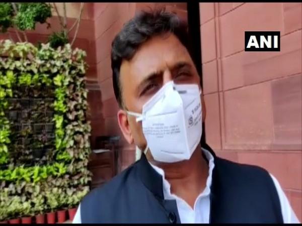 Samajwadi Party chief Akhilesh Yadav [File Photo]