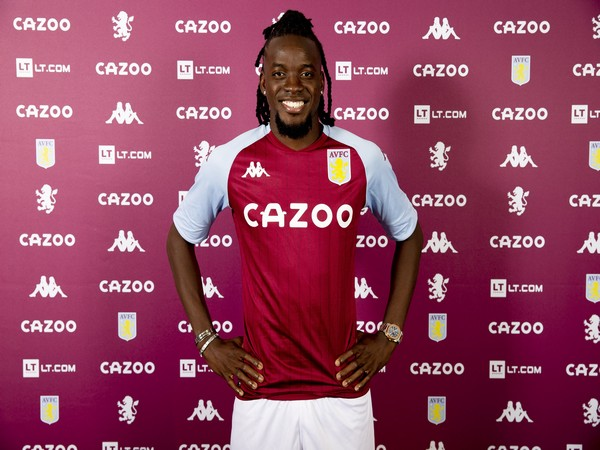 Bertrand Traore (Photo/ Aston Villa Twitter)