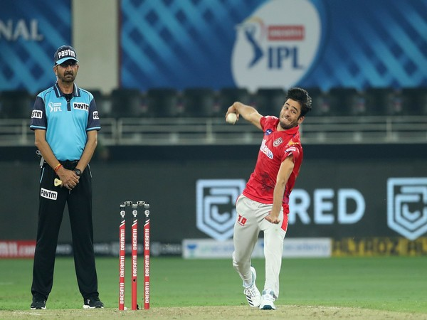 Ravi Bishnoi (Photo/ Kings XI Punjab Twitter)