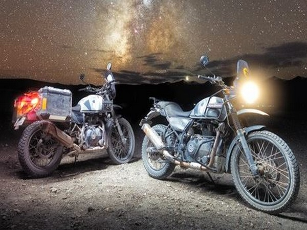 Royal Enfield sold 58,383 motorcycles in June quarter, marking a y-o-y decline of 68 pc