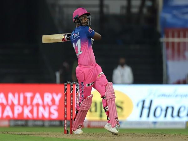 Rajasthan Royals' wicket-keeper batsman Sanju Samson. (Photo/ IPL Twitter)