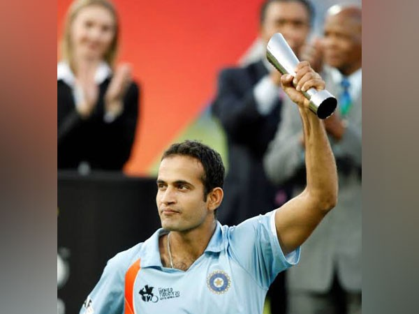 Former India pacer Irfan Pathan. (Photo/ Irfan Pathan Twitter)