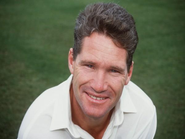 Dean Jones (Photo/ Cricket Australia Twitter)