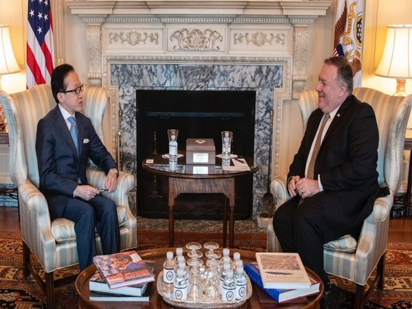 US Secretary of State, Mike Pompeo, on Friday had a meeting with Japanese National Security Secretariat chief Shigeru Kitamura