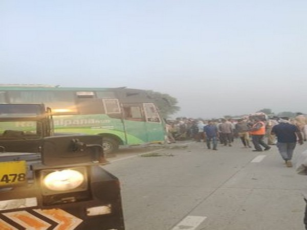 Visual from the accident site (Photo/ANI)