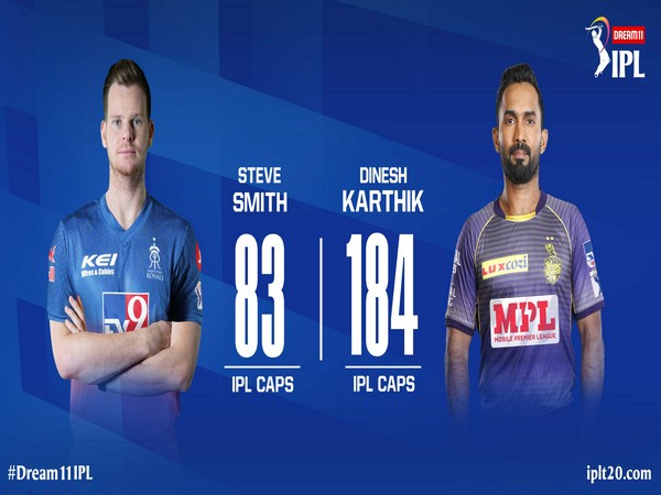 Rajasthan Royals vs KKR (Photo/IPL Twitter)