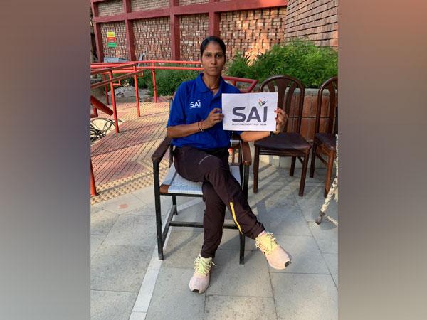 Athlete Sudha Singh (Photo/ Sudha Singh Twitter)