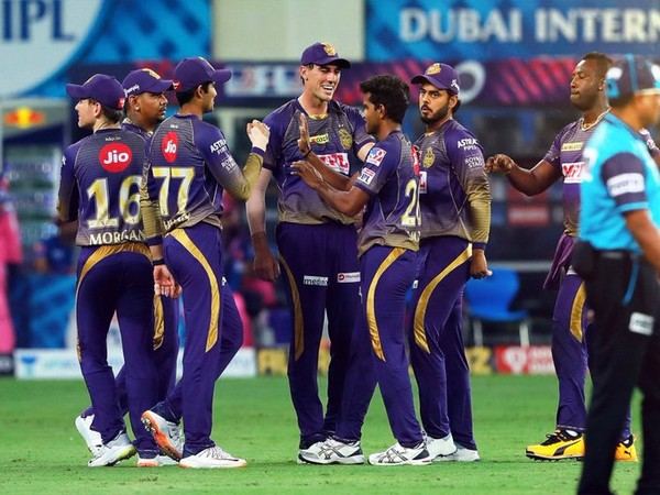 KKR defeat Rajasthan Royals (Photo/ Sachin Tendulkar Twitter)