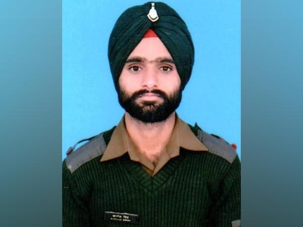Lance Naik Karnail Singh