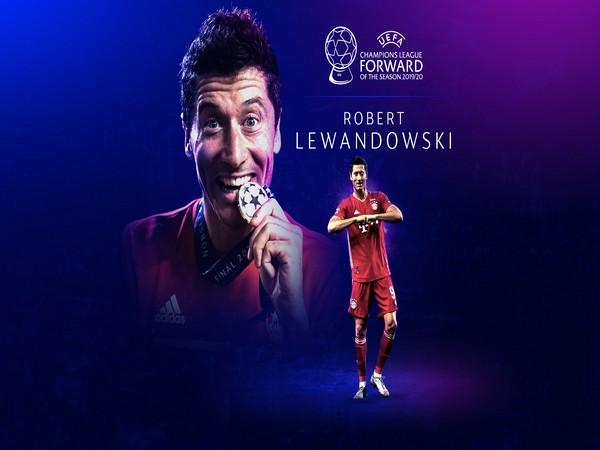 Robert Lewandowski (Photo/ UEFA Twitter)