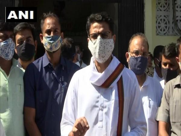 Congress leader Sachin Pilot (Photo/ANI)