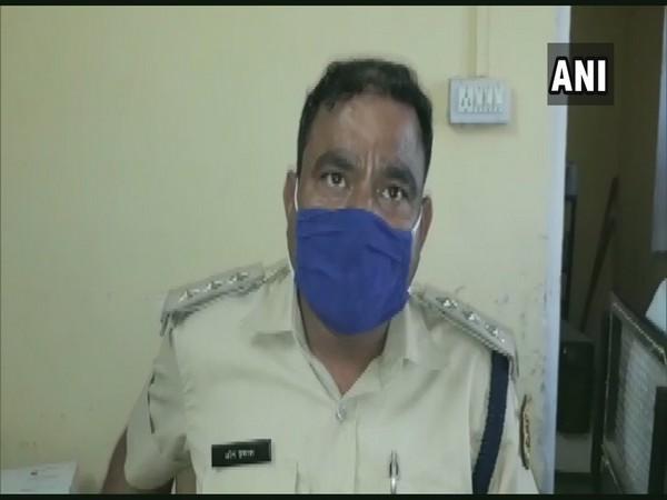 Sawai Madhopur Superintendent of Police OP Solanki. [Photo/ANI]