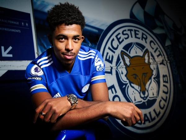 Wesley Fofana (Photo/ Leicester City Twitter)