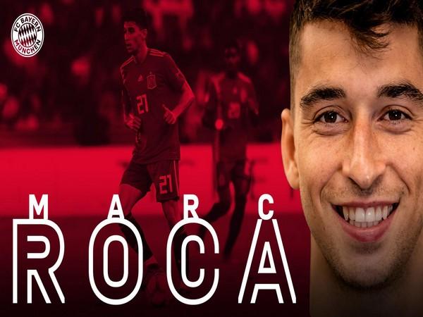 Marc Roca (Photo/ Bayern Munich Twitter)