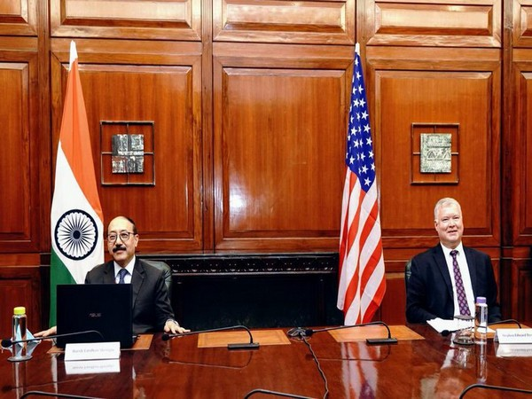 Beigun, on Monday arrived in New Delhi for his visit with an aim to advance the United States-India Comprehensive Global Strategic Partnership