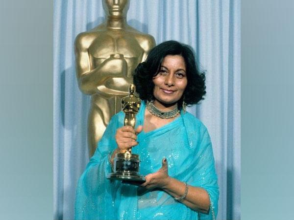 Bhanu Athaiya (Image courtesy: Twitter)