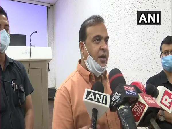 Assam Minister Himanta Biswa Sarma (Photo/ANI)