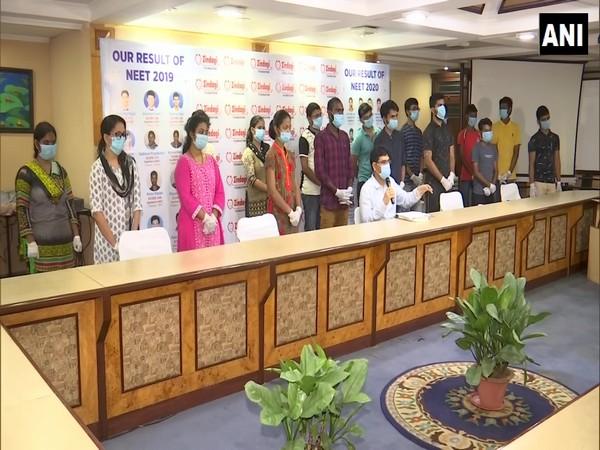Students from Zindagi Foundation in Odisha.