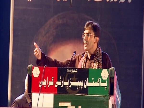 Pashtun Tahaffuz Movement (PTM) leader Mohsin Dawar,