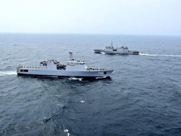 SLINEX-20 (Twitter/Indian Navy)