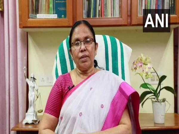 Kerala Health Minister KK Shailaja.