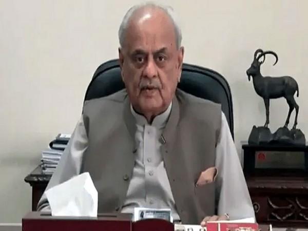 Pakistan interior minister Brigadier Ijaz Shah