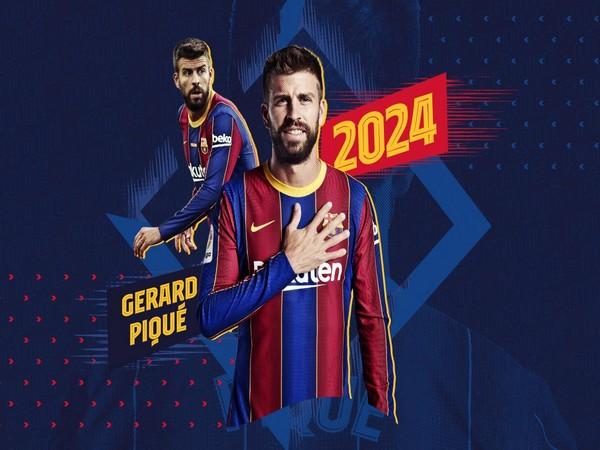 Gerard Pique (Photo/ Barcelona Twitter)