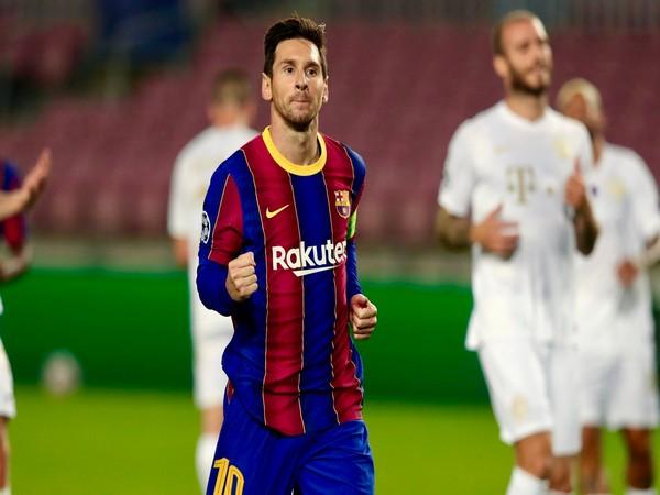 Lionel Messi (Photo/ Barcelona Twitter)