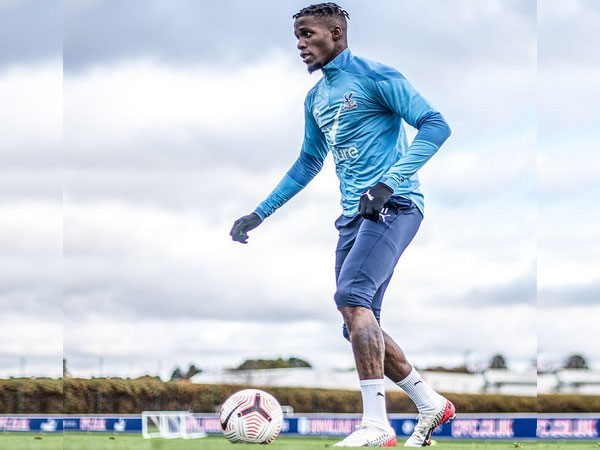 Wilfried Zaha (Photo/ Wilfried Zaha Twitter)