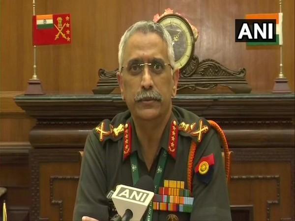 Army Chief General MM Naravane [File Photo]