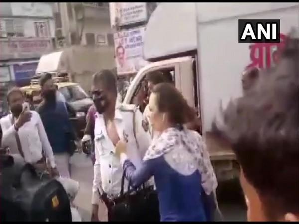 Screengrab from viral video.